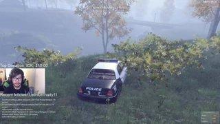 Ran over by an ATV :(