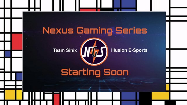 NGS S2 - Div A - Team Sinix vs  Illusion E-Sports