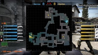 VOD: 📽️ Epsilon vs Nemiga - BO3 - maps: inferno; overpass; mirage [ECS Season 7 Europe Challenger Cup Open Qualifier 2]