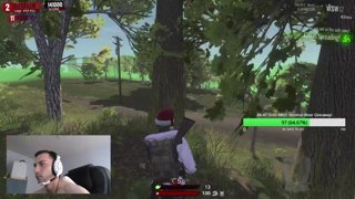 First h1z1 win 12 kills!