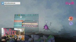 Media_Molecule - Gothic Novel Game Jam | #DreamsPS4 - Twitch