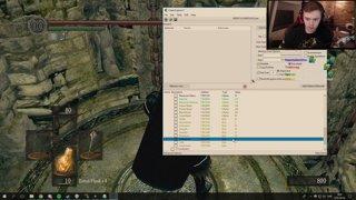 Dark Souls 1 - Cosplay Mod + Randomizer + Prepare to Die again @Elajjaz