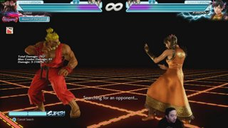 tekken 7 rickstah afternoon funzies