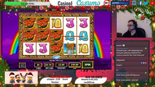 Rainbow Riches POTS WIN!