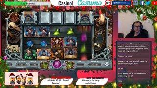 New Slot Baron Samedi Bonus!