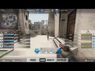 WD SSD CGPL Autumn Wk1 - Chiefs ESC VS Avant Gaming Match 2
