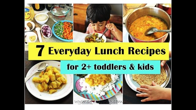 C4cooking 7 everyday indian lunch recipes for 2 toddlers kids c4cooking 7 everyday indian lunch recipes for 2 toddlers kids lunch ideas for indian toddlers kids twitch forumfinder Choice Image