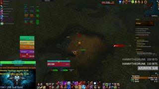 Rank 1 Tol Dagor +17 - Blood DK PoV