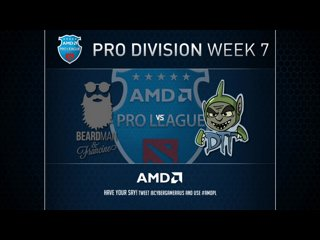 AMD Pro Leagues - Da Teletubbies VS Beardman & Francine Game 1