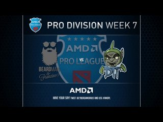 AMD Pro Leagues - Da Teletubbies VS Beardman & Francine Game 2