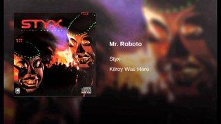 Styx - Mr Roboto
