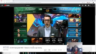 FLyquest vs CLG Vod Review