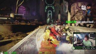 Grenade Only Morgeth Kill!