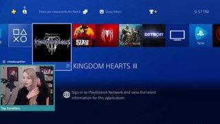 Kingdom Hearts III (part 1)