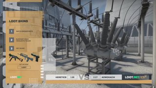 (EN) Heretics vs Adwokacik | Loot.bet/CS Season 3 | map 1 | by @oversiard & @VortexKieran