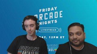 Far Cry 5 - Final Arcade Night Stream with the Community Team!