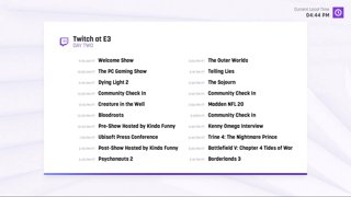 Twitch @ E3 Day 2 | Trine 4: The Nightmare Prince