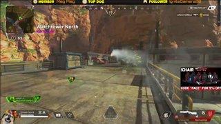 Highlight: Killn' Time - Apex Legends - Lvl 100 - 1k + Kills - Aggressive Gameplay
