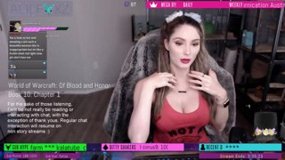 Highlight: 📖Book 10 Storytime: Session #1 World of Warcraft: Of Blood and Honor 🤫#ASMR Lite