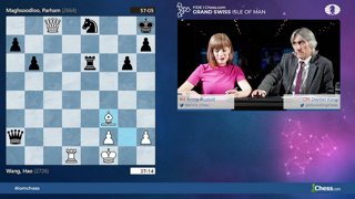 Grischuk goes over his Round 5 victory