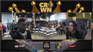 Crown 2019 SSBU - PG | Cosmos (Inkling) Vs. AZ (Wolf) Smash Ultimate Tournament Winners Quarters