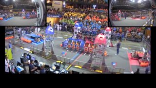 2019 FIRST Robotics Competition - Orlando Regional - Multiview - Friday