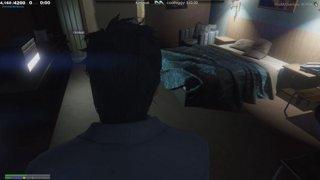 Jim Lee on NoPixel GTA RP w/ dasMEHDI - Episode 1 after Perma-thon