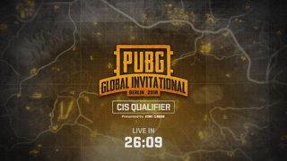 [EN] PGI CIS Qualifiers Finals - English Stream - Day 2
