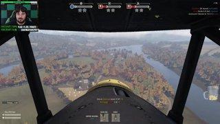 dead plane hits my plane