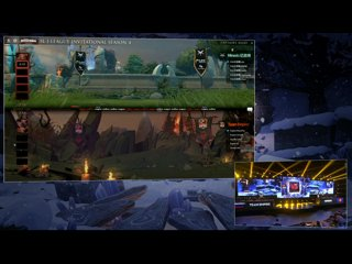 видео: Mineski vs Team Empire, 2