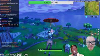 First Fortnite Victory Full Game