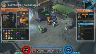 Marvel Heroes Boss Slayers Featuring Noodsnoodle