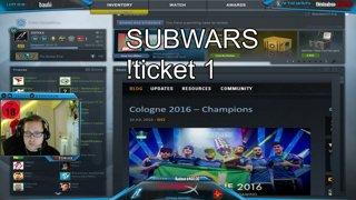 SUBWAR kommentiert von Zonixx & AxeptCS