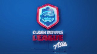 [ENG] Clash Royale League Asia - Week2 Day2