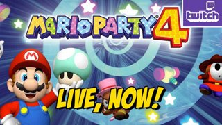 IT CONTINUES! Mario Party 4/5 - Legacy Countdown (Sun 8-26)