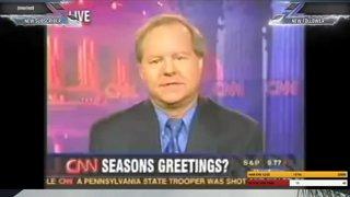 Sam Seder Bodies Christian Man Trying to Celebrate Christmas