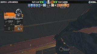 [R6 PRO LEAGUE] Season 7 Latam - Faze Clan vs Yeah! Gaming