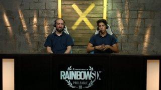 [R6 PRO LEAGUE] Season 7 Latam - Team Liquid vs BRK e-Sports