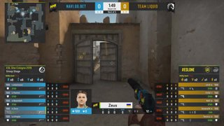 CS:GO - NaVi vs. Team Liquid [Dust2] Map 1 - Group A - ESL One Cologne 2019