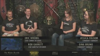 ESO Live - Update 19 Combat/Gameplay Dev Discussion