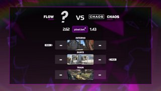 Flow vs. CHAOS - Studio Demo