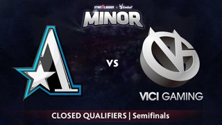 Aster vs Vici Gaming Game 2 - StarLadder ImbaTV CN Qualifier: Semifinals