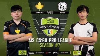 AIS CS:GO Pro League Season#7 R.4  | MAPLE VS. BEYOND MAP2 INFERNO