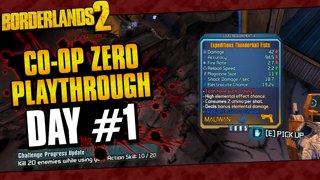 Dual Zero Co-op w/ Ki11erSix | Day #1