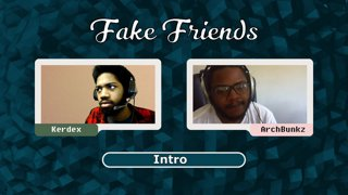 fake friends podcast 6 mid evo cough sneeze