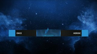 CS:GO - Heroic vs. ENCE [Nuke] Map 2 - Group B - IEM Chicago 2019
