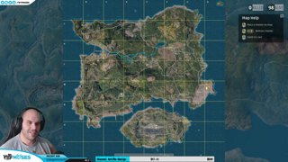 wtfmoses IN ~a pretty good game~ (12k, FPP SOLO) - PLAYERUNKNOWNS BATTLEGROUNDS