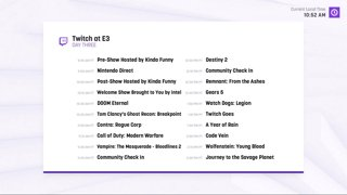 Twitch @ E3 2019 | Tom Clancy's Ghost Recon: Breakpoint