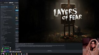 Layers Of Fear (Full Playthrough)