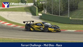 CarlHackman - rFactor2 - GT3 Challengers Pack + Sebring - Twitch